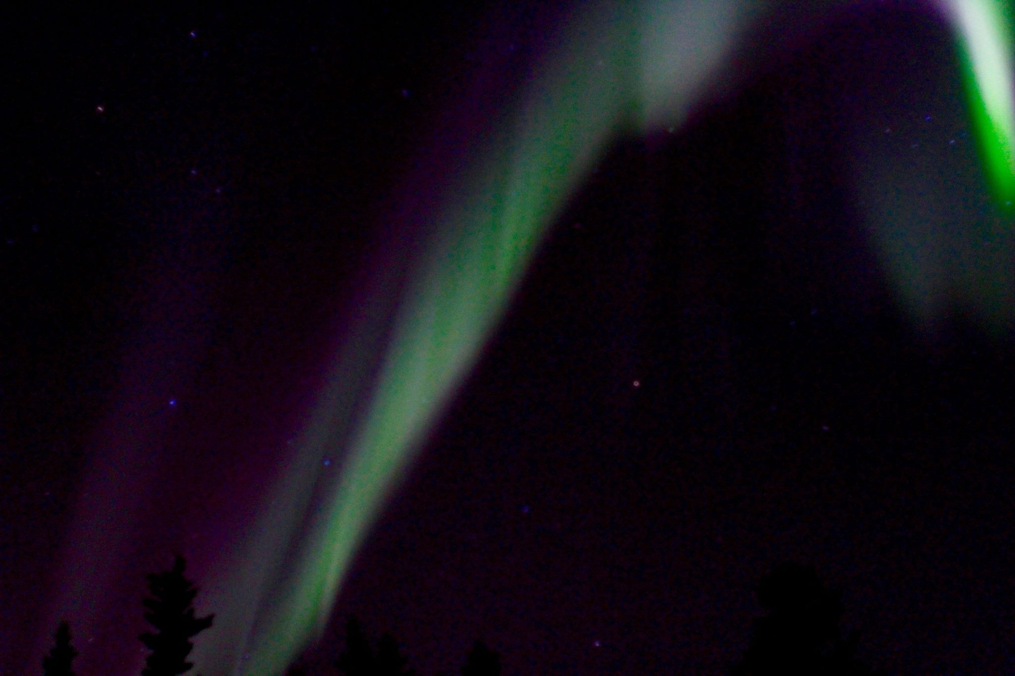 aurora at FES